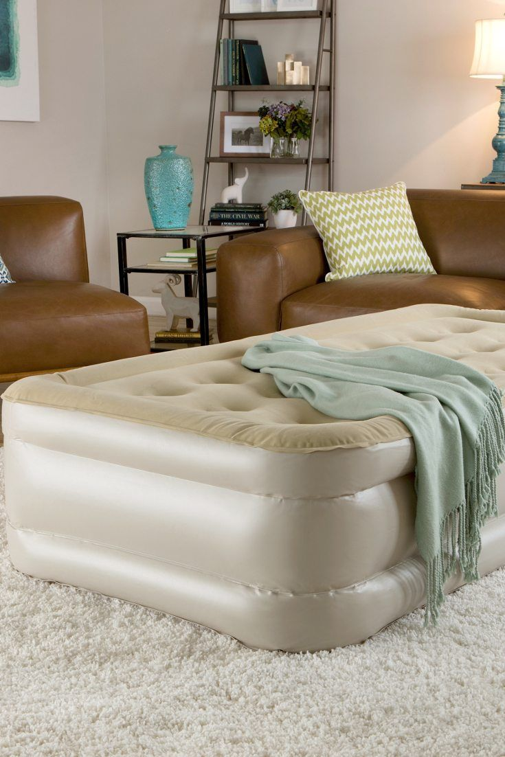 5 Ways to Make Your Air Mattress More Comfortable ...