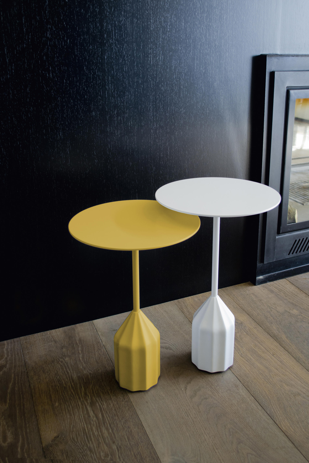 Burin Mini Side Tables From Viccarbe Architonic