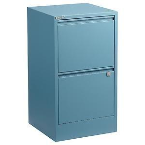 Bisley Blue 2 3 Drawer Locking Filing Cabinets Filing Cabinet Metal Filing Cabinet Office Supplies Design