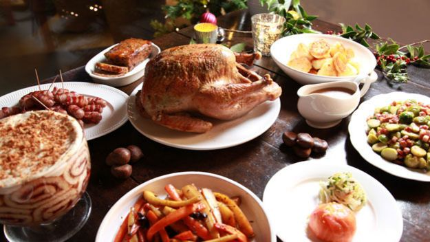 Gordon Ramsay Christmas Dinner.Roast Turkey With A Herb Butter Recip Food And Drink