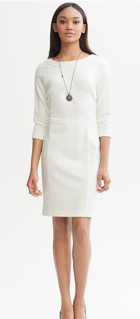 Why you need a Little White Dress this Winter | ww | Pinterest ...