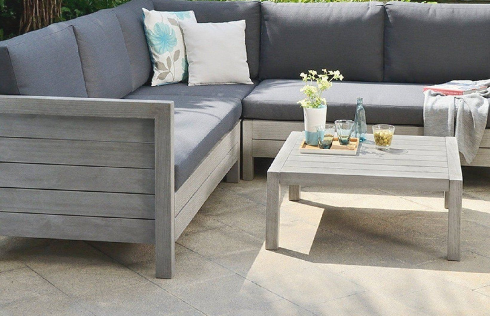 Discover The Uk S Most Unique Range Of Designer Garden Sofa Sets In Wood Teak And Rattan With Free De In 2020 Gray Patio Furniture Corner Sofa Outdoor Garden Sofa Set
