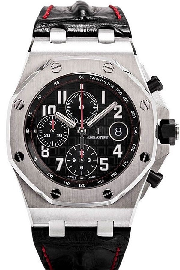 réplica Audemars Piguet Royal Oak Offshore Chronograph reloj 26470ST.OO.A101CR.01