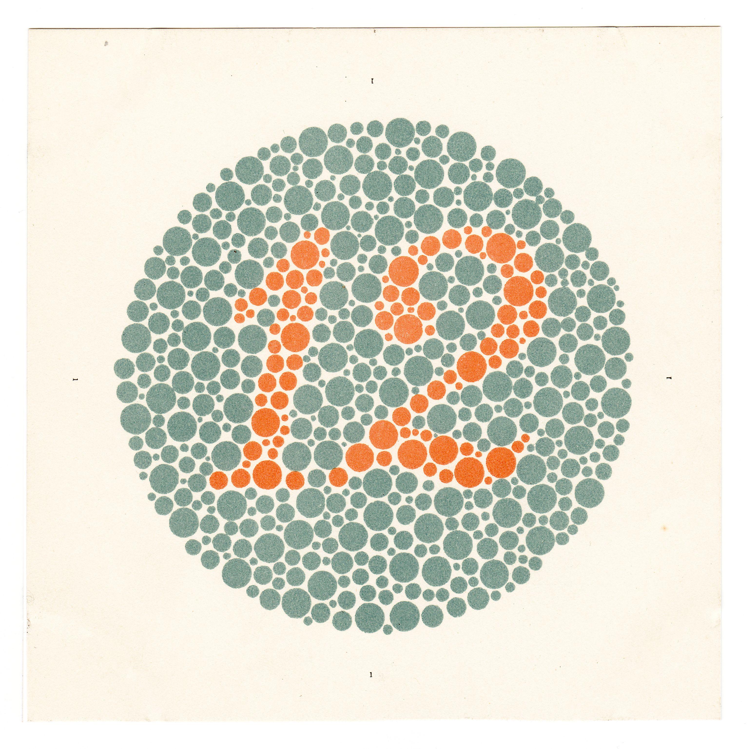Color Blind Dots