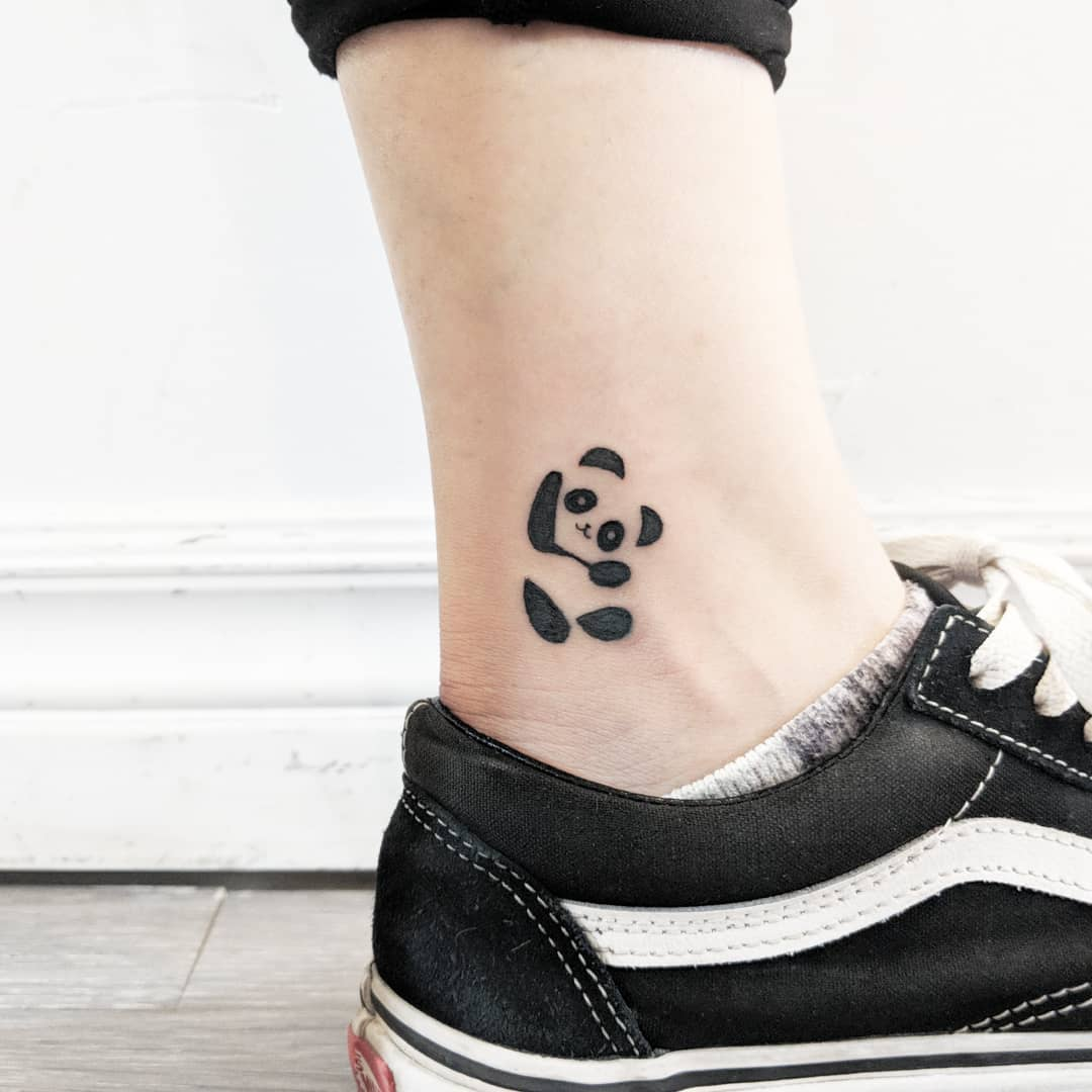 110 Irresistibly Unique Panda Bear Tattoo Ideas To Steal The Limelight Panda Bear Tattoos Panda Tattoo Bear Tattoo