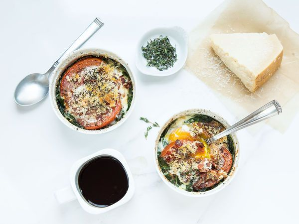Photo of Baked Eggs