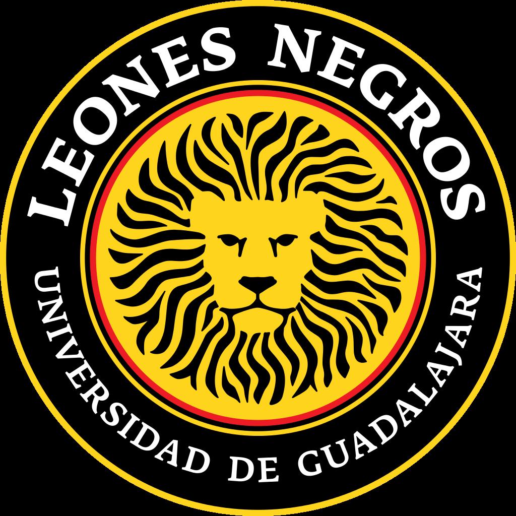 Leones Negros Universidad De Guadalajara Logo Www