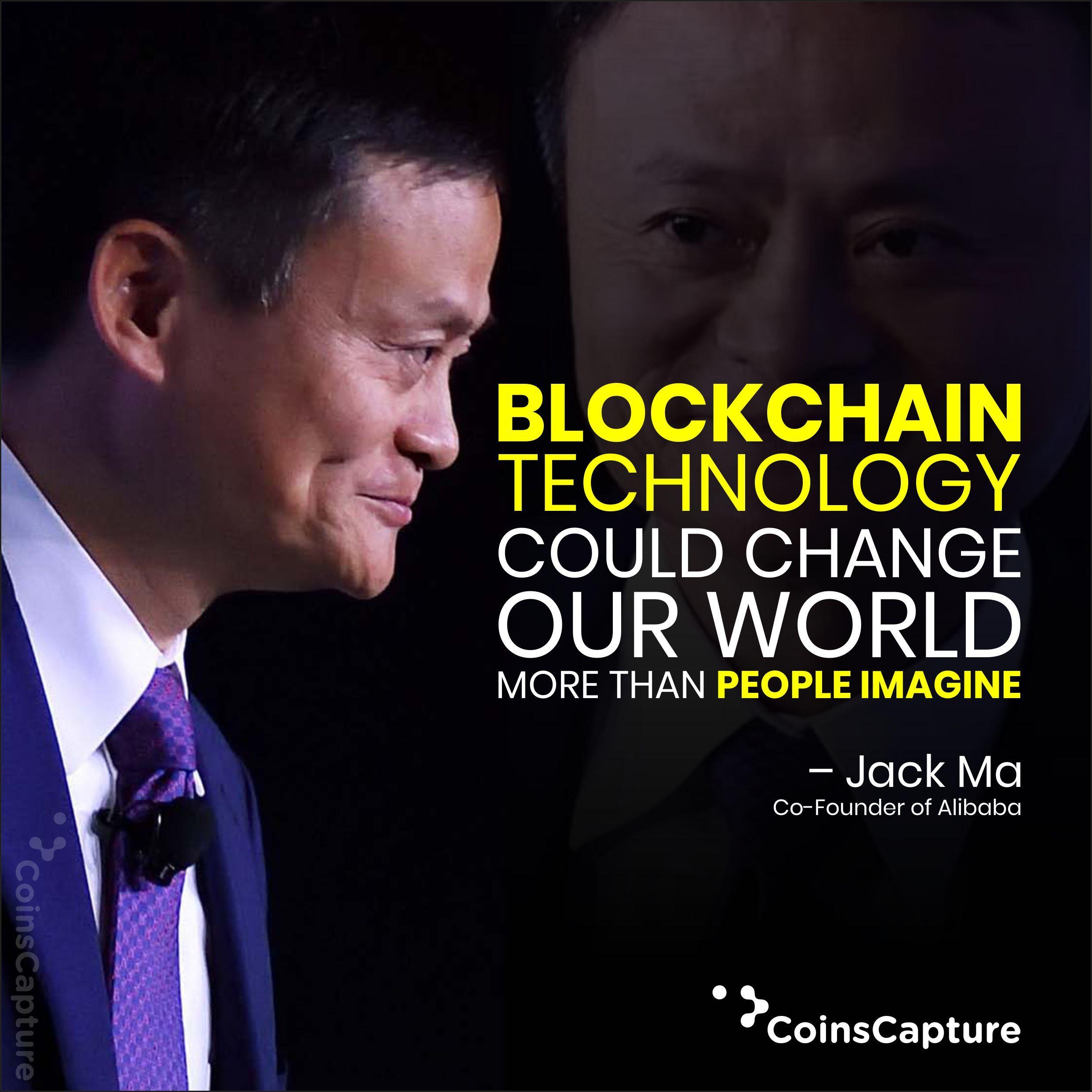 jack ma bitcoin trader