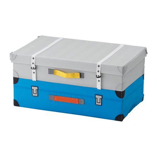 FLYTTBAR Kuffert til legetøj IKEA