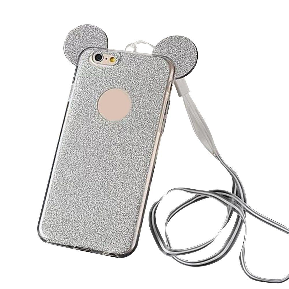b974b0ef376 Soft TPU Silicone Back Case for Apple iPhone 5 5S SE: Amazon.co.uk:  Electronics