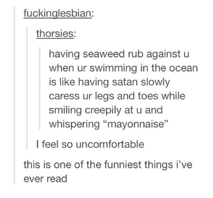 Tasty Tumblr Posts That Are Weird But Good
