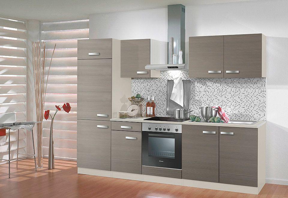Optifit Küchenzeile ohne E-Geräte »Vigo«, Breite 270 cm Jetzt - k chenblock ohne e ger te