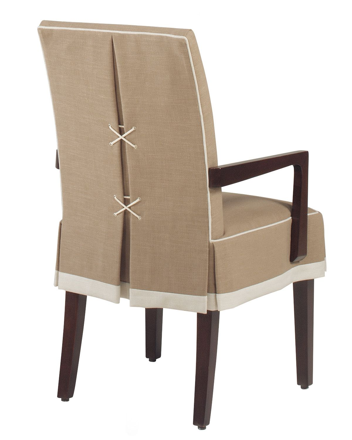 Dining Room Arm Chair Slipcovers Part - 18: Covers For Dining Room Chairs With Arms