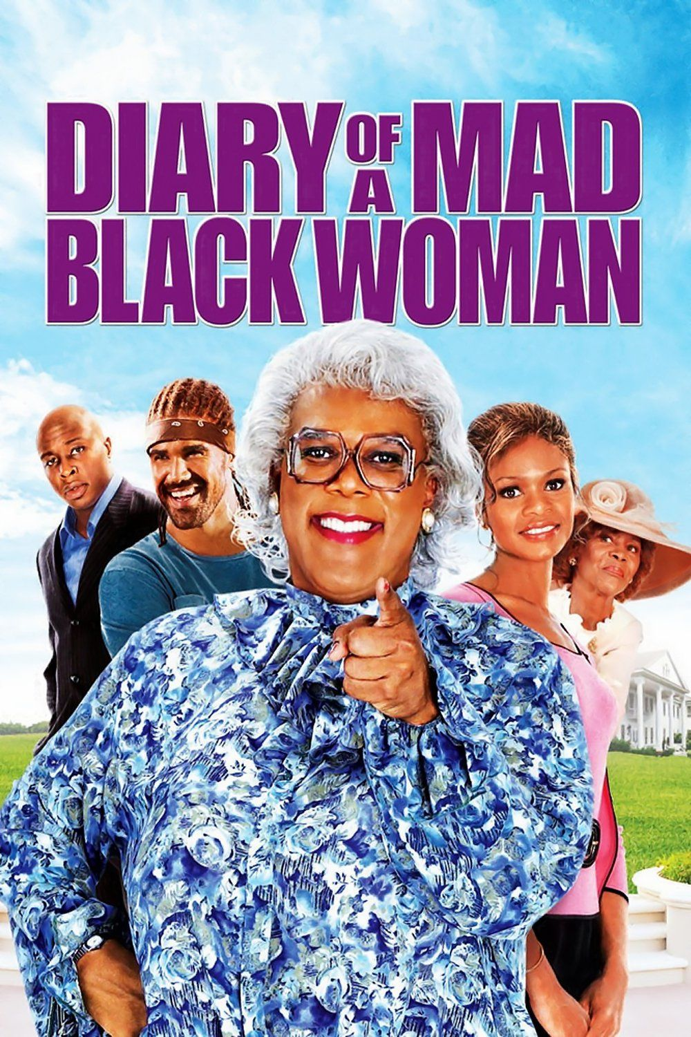 click image to watch Diary of a Mad Black Woman (2005)