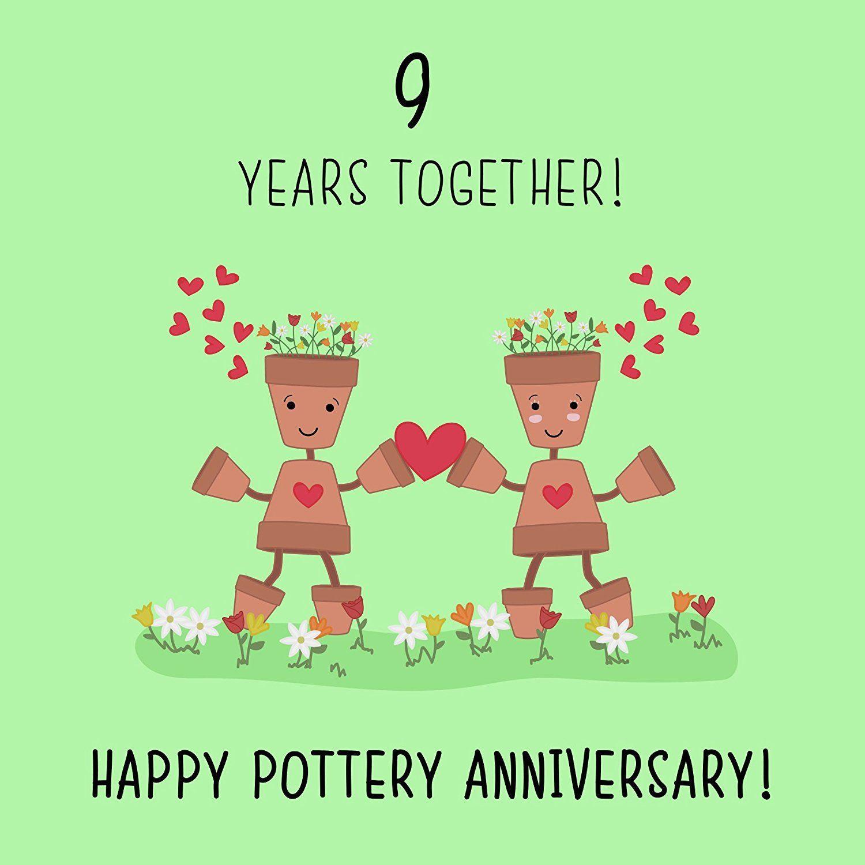 Happy 9th Anniversary! 9th wedding anniversary, 9 year
