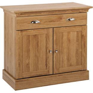 Kew 2 Door 1 Drawer Sideboard Oak Effect Oak Sideboard Home Decor Oak