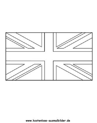 Ausmalbild Fahne Flagge Vereinigtes Konigreich Vereinigtes Konigreich Fahnen Flaggen