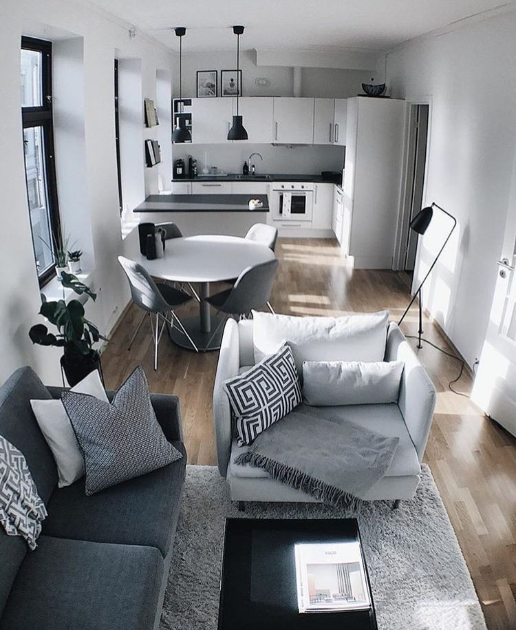 30 Stylish Gray Living Room Ideas To Inspire You Apartment Decor