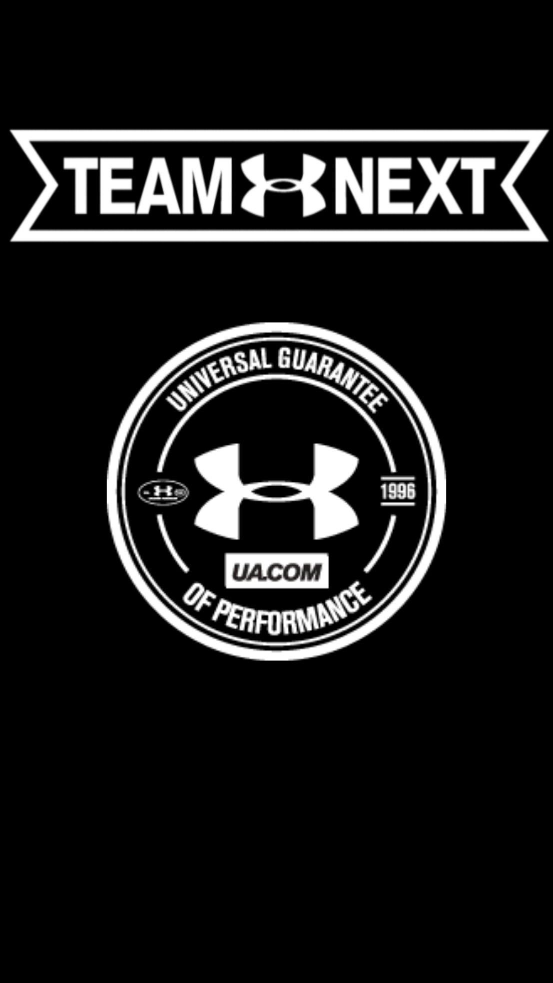 Under Armour Black Wallpaper Android Iphone