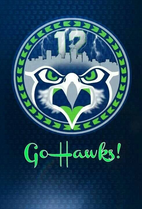Details about ~ SEATTLE SEAHAWKS 12th Man vinyl decal + FREE PRINT + FREE SHIPPING! ~