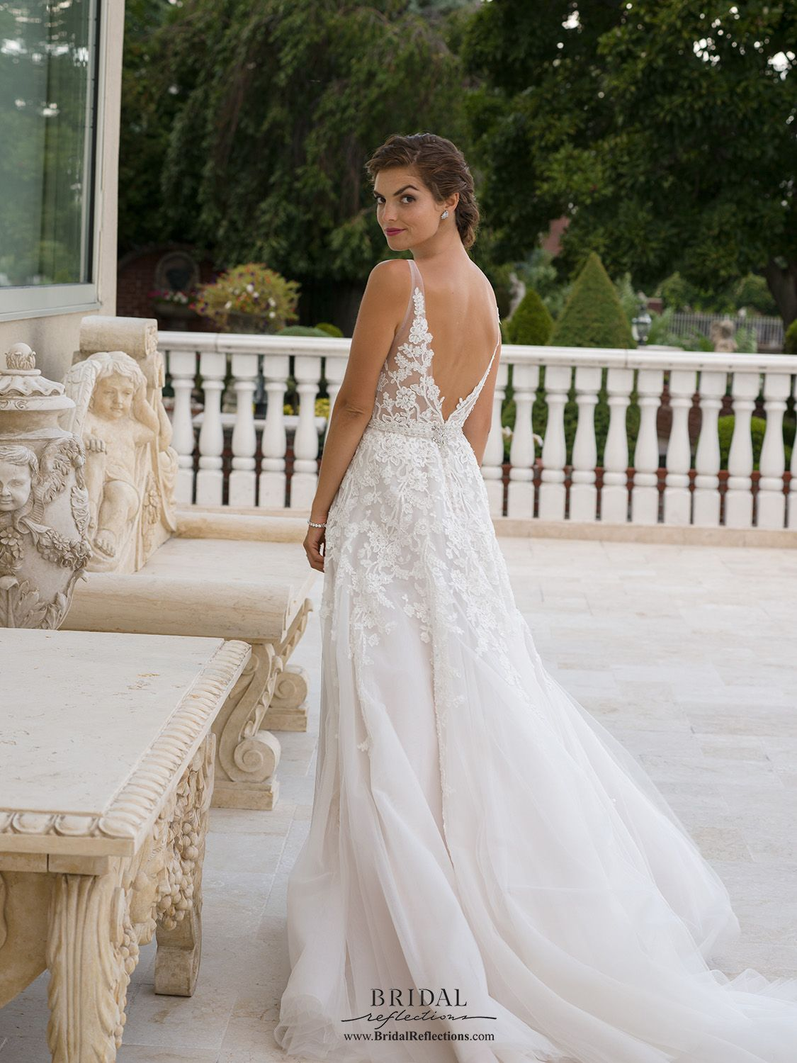 Eve of milady by eve muscio wedding dress collection wedding dress