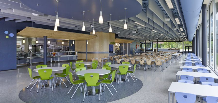 School Cafeteria Design   Google Search | Thesis | Pinterest | Elementary  Schools, Architects And School