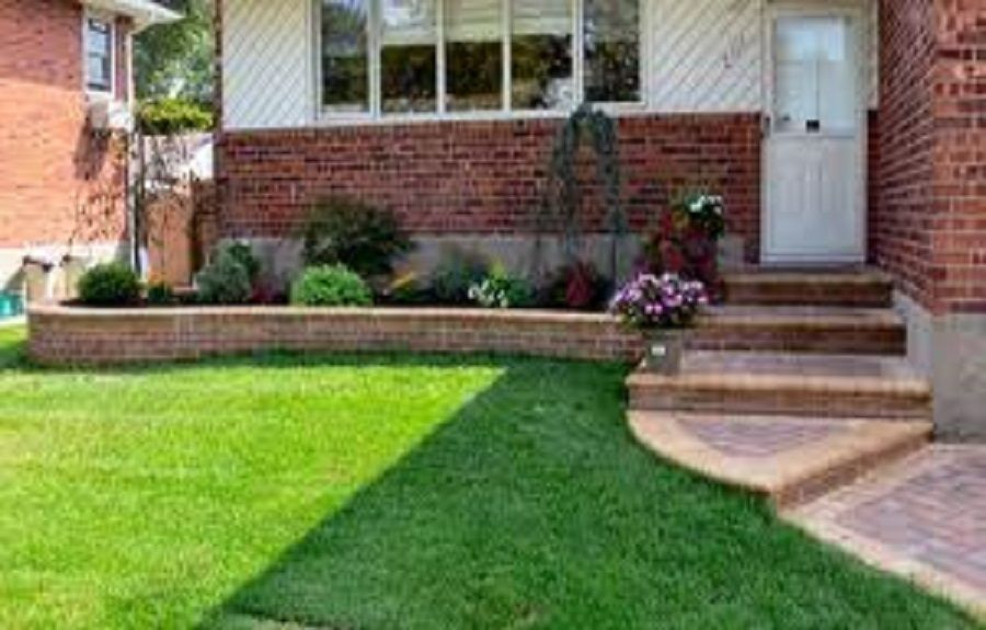 Small Home Landscaping Ideas Part - 21: Landscaping Ideas For Front Of House Small Yard ~ Http://lanewstalk.com