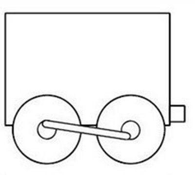 Moldes De Trenzinho Em Eva 3 Desenho De Trem Padroes De Quilt Trem