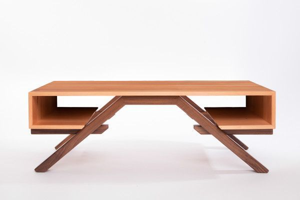 Fresh Wooden Furniture Inspired by Scotland Summers  Design Milk  Bothyby Caledonia Silva Woodwork  Design