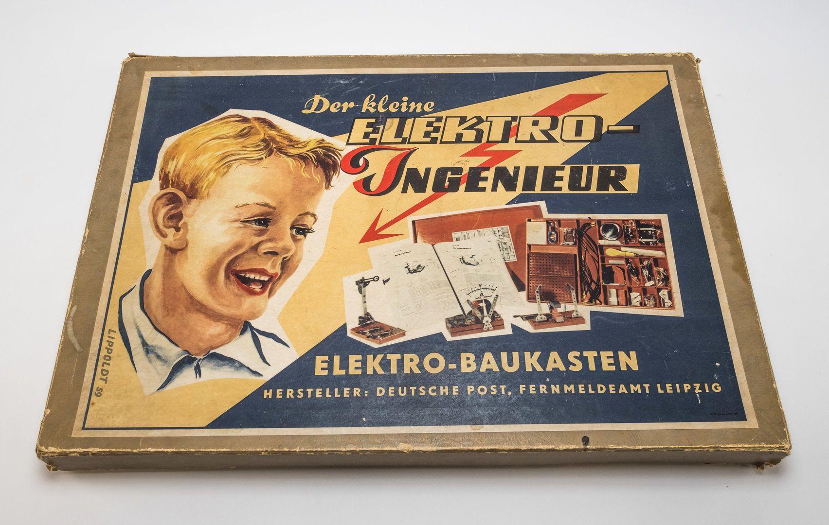 Ddr Museum Museum Objektdatenbank Der Kleiner Elektro Ingenieur Copyright Ddr Museum Berlin Eine Kommerzielle Nutzung De Art Museum Book Cover Museum