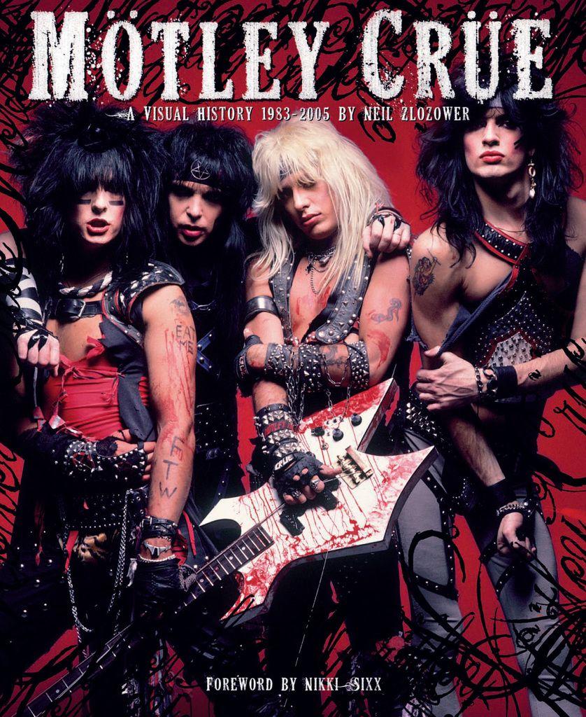 Motley Crue A Visual History 1983 1990 on Scribd