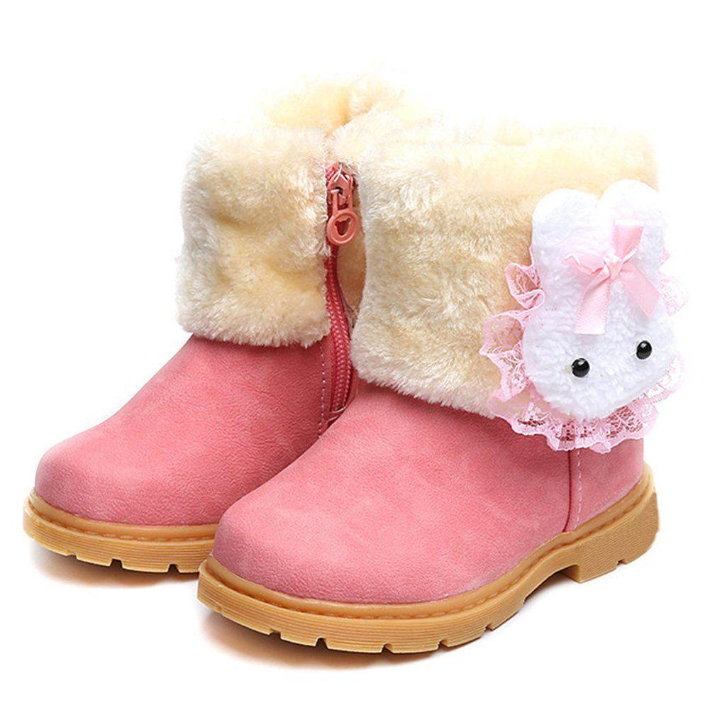 Little Toddler Girls/' Bella Suede Knee High Fur Riding Dress Boots
