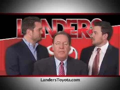 Landers Toyota, Little Rock, AR | Commercial Bloopers