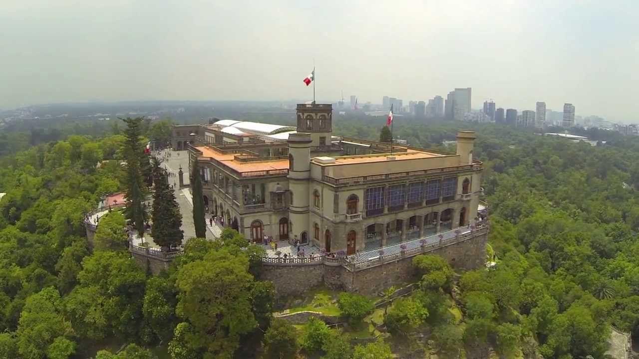 chapultepec castle | Castillo de Chapultepec, Como Nunca ...