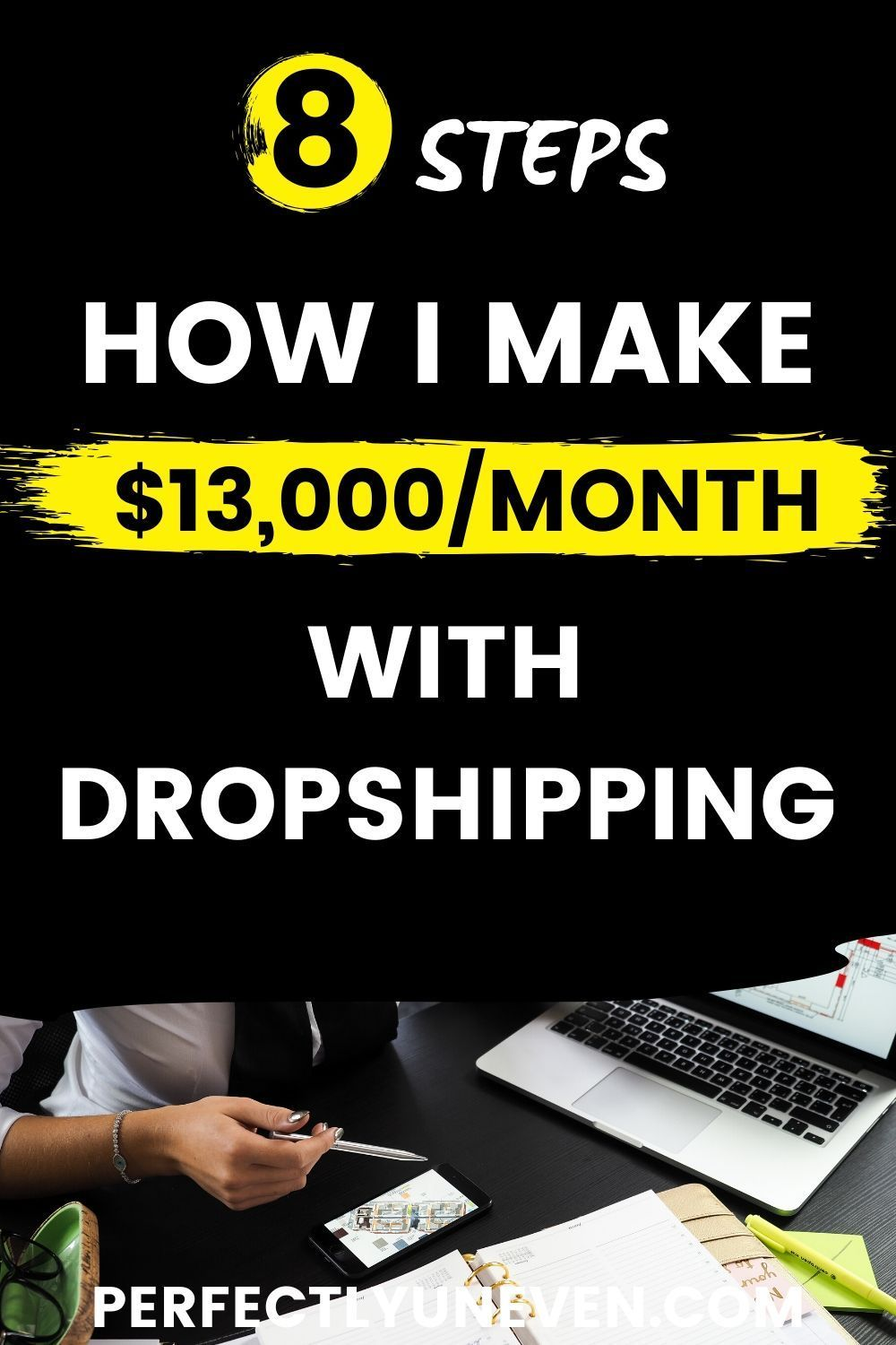 ULTIMATE GUIDE HOW TO START DROPSHIPPING BUSINESS 12K