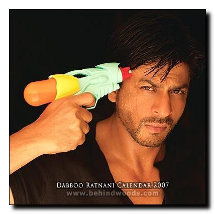 Image result for shahrukh khan toy gun