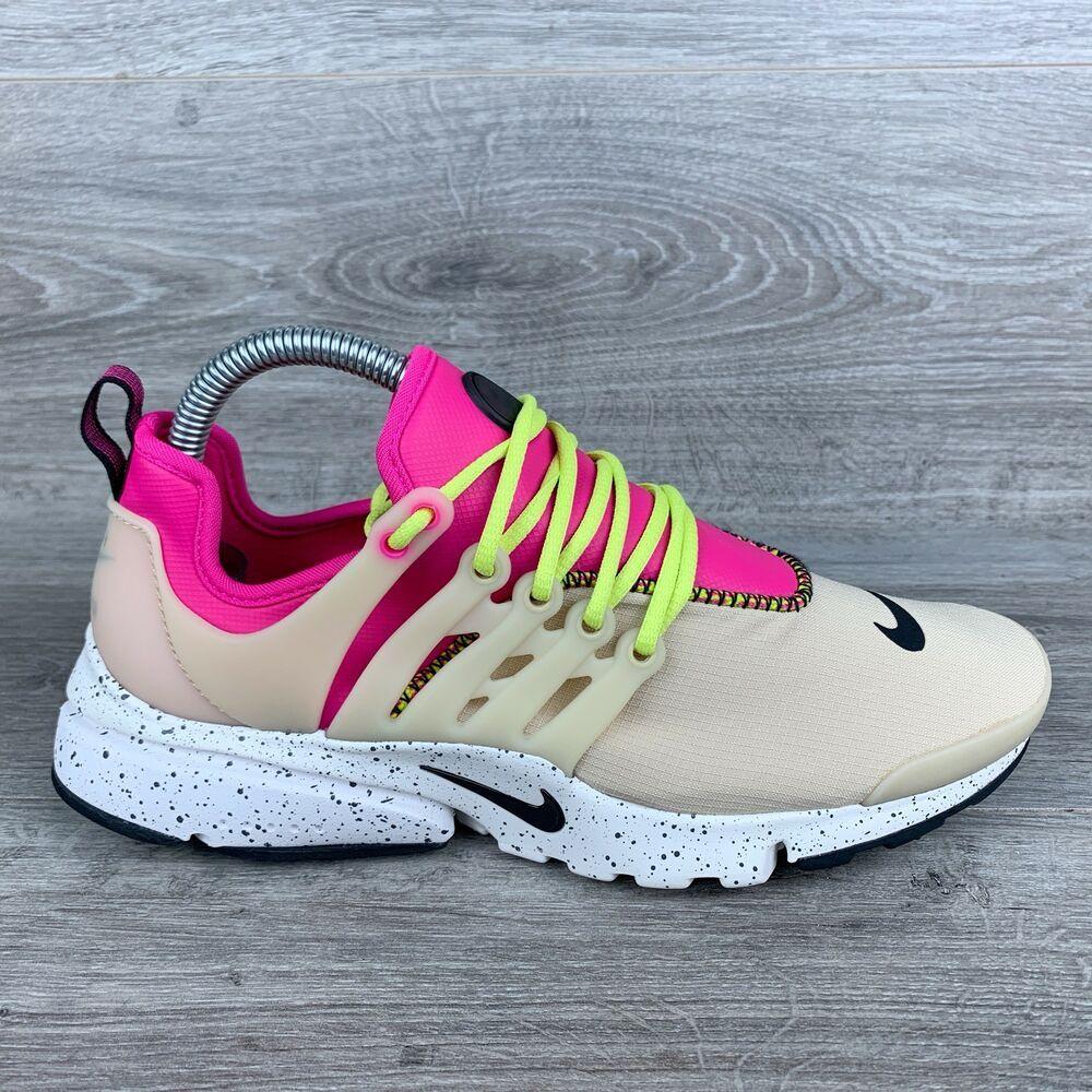 official photos c38c7 974c3 Womens Nike Air Presto Ultra SI Mushroom Black Pink 917694 ...