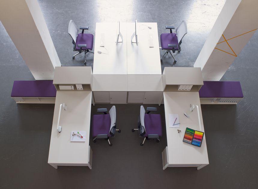 oficinas modernas y de diseño | espacio betty - muebles de diseño ... - Muebles Diseno Madrid
