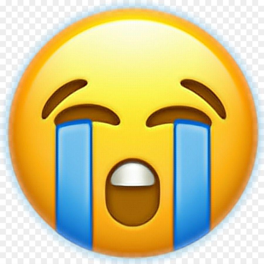 Emoji Wajah Dengan Air Mata Sukacita Emoji Menangis Gambar Png Emoji Menggambar Emoji Menangis