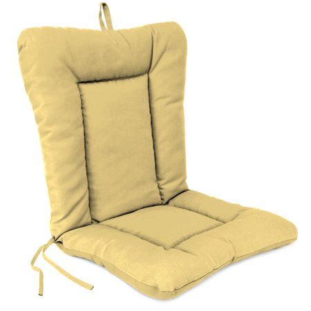 Outdoor 21 Inch X 38 Inch X 3 5 Inch Euro Style Chair Cushion