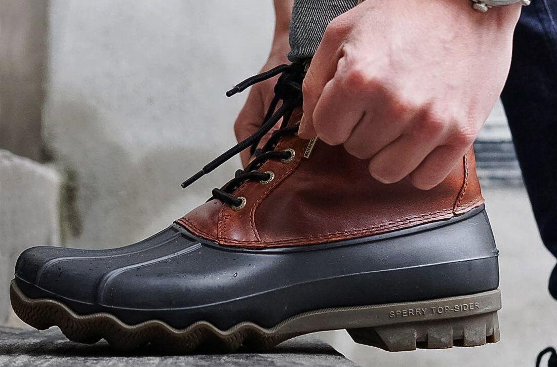 de70f081811 The 8 Best Duck Boots For Men | HiConsumption | duck boot ...