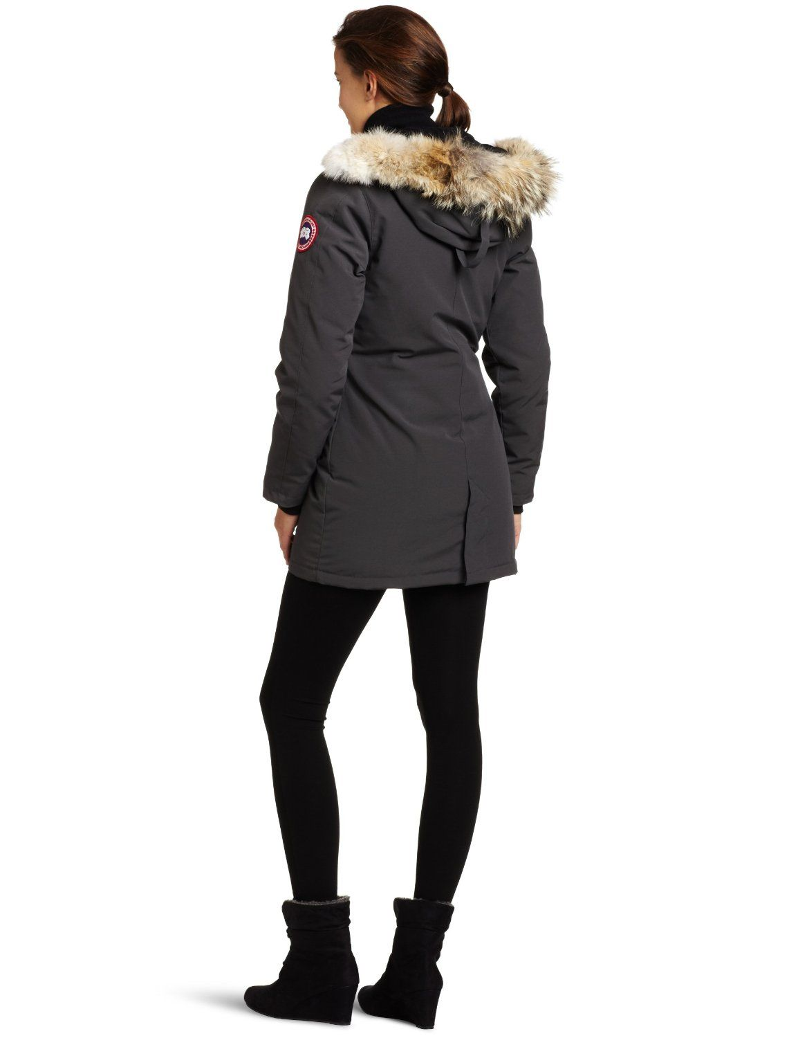 Biggest Women S Fashion Brands. Canada Goose Victoria Parka ... 71a52a2fd