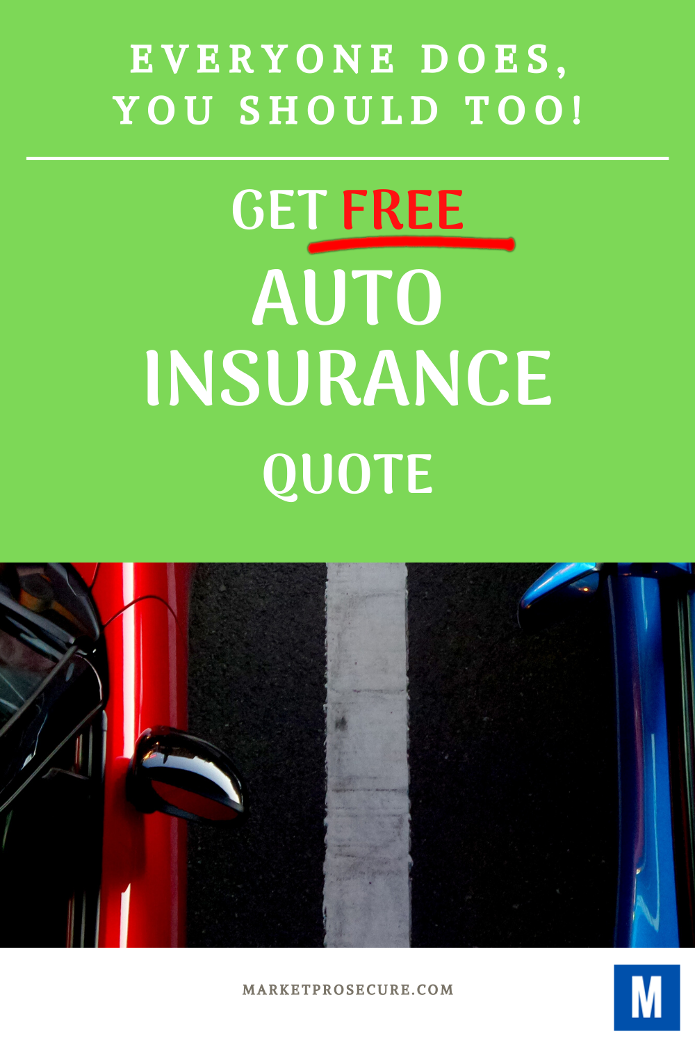 Need a better auto insurance? Everyone does, you should