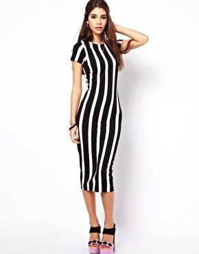 Image result for clothing with horizontal lines Asos
