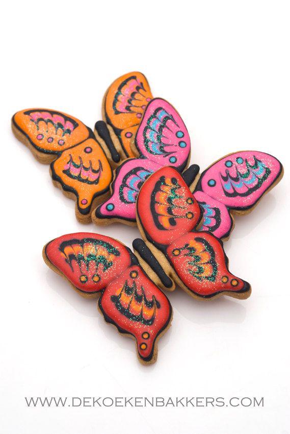 Butterfly Cookie Cutter от 3DCookieCutterShop на Etsy