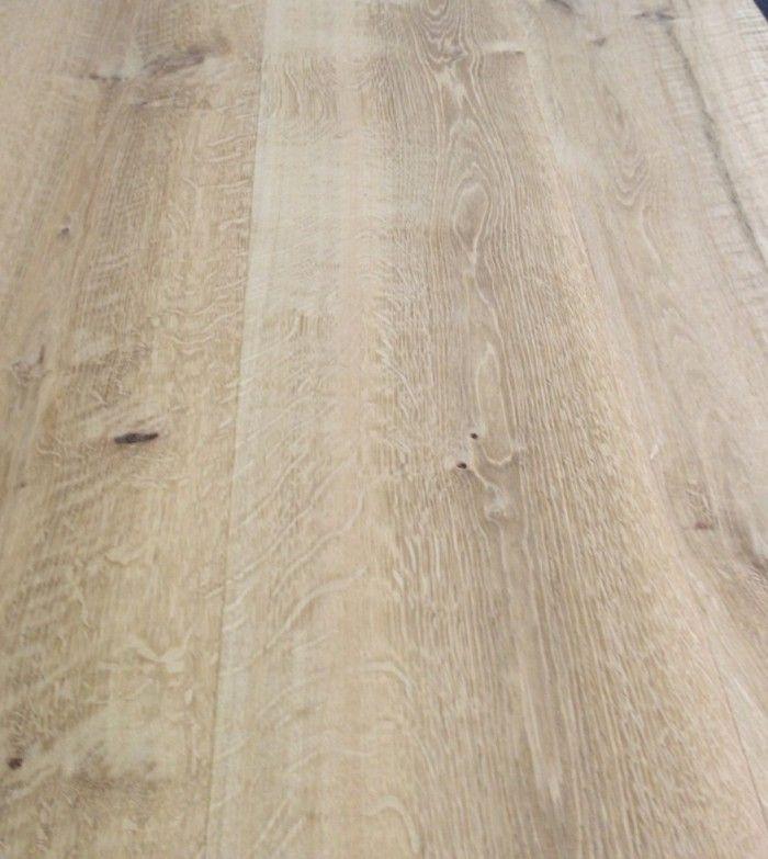 FSC Certified European Cut White Oak Flooring is a character grade