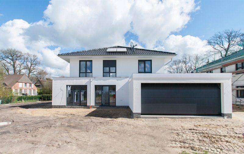 Moderne stadtvilla mit doppelgarage  Stadtvilla - elegantes Raumwunder mit viel Platz für die Familie ...