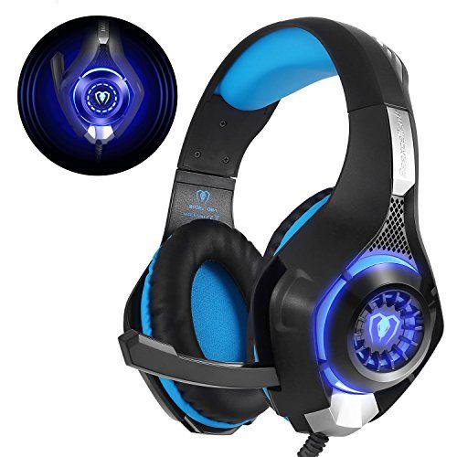 Beexcellent Gm 1 Casque Gaming Ps4 Casque Gamer Avec Micro Premium