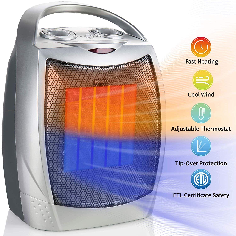 Three Modes Settings 3 Modes For Choosing 1500w High Heat