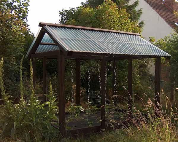 Regenschutz für Tomaten - Seite 1 - Gartenpraxis - Mein schöner